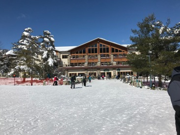 Holiday Valley Lodge